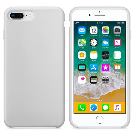 iphone 8 case silicone grey