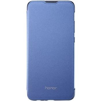 buy online 96a32 ecf7a HUAWEI PU FLIP COVER 51992805 HONOR 10 LITE / P SMART 2019 BLUE ...
