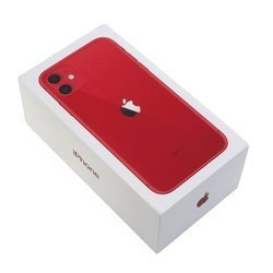 IPHONE 11 RED 64GB BOX