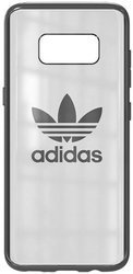ADIDAS OR CLEAR CASE ENTRY SAMSUNG GALAXY S8 PLUS