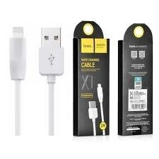 CABLE LIGHTNING HOCO X1 IPHONE 2M WHITE
