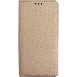 CASE MAGNET BOOK OPPO R17 NEO GOLD