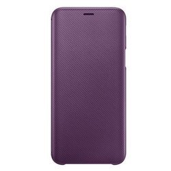 CASE SAMSUNG WALLET COVER EF-WJ600CEEGWW SAMSUNG GALAXY J6 PURPLE