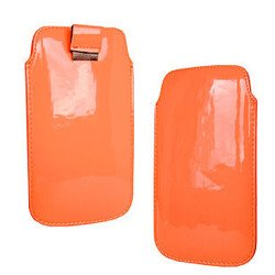 CASE Slim Up FRESH SAMSUNG NOTE 2 4 ORANGE SLIP IN