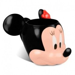 CUP 260 ML 3D MINNIE MOUSE