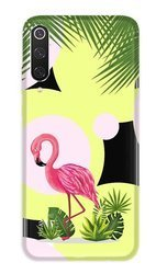 CaseGadget CASE OVERPRINT FLAMINGO AND FLOWERS XIAOMI MI 9 PRO