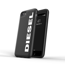 DIESEL MOULDED CASE CORE IPHONE 12/12 PRO BLACK/WHITE