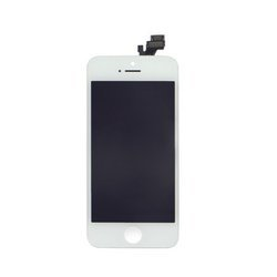 DISPLAY + TOUCH AAA QUALITY ESR GLASS IPHONE 5S / SE WHITE
