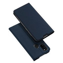 DUX DUCIS SKIN PRO CASE WITH FLAP SAMSUNG GALAXY M30S BLUE