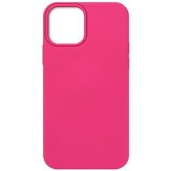 ETUI SILICONE CASE IPHONE 12 PRO MAX HOT PINK