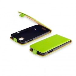 FLIP CASE GREEN SCREEN LG X