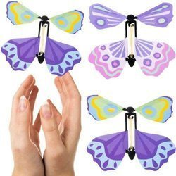 FLYING BUTTERFLIES SET OF 3