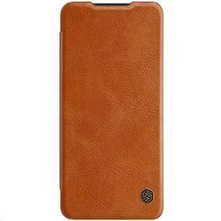 NILLKIN QIN BOOK LEATHER CASE SAMSUNG GALAXY A12 BROWN