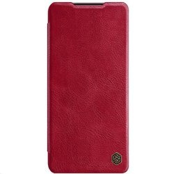 NILLKIN QIN BOOK LEATHER CASE SAMSUNG GALAXY S21 PLUS RED