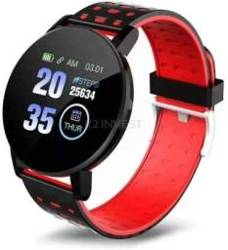 SMART BAND 119 PLUS BLACK / RED