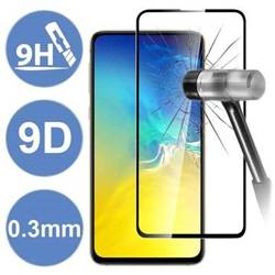 TEMPERED GLASS PREMIUM 9D FULL GLUE HUAWEI Y6S BLACK