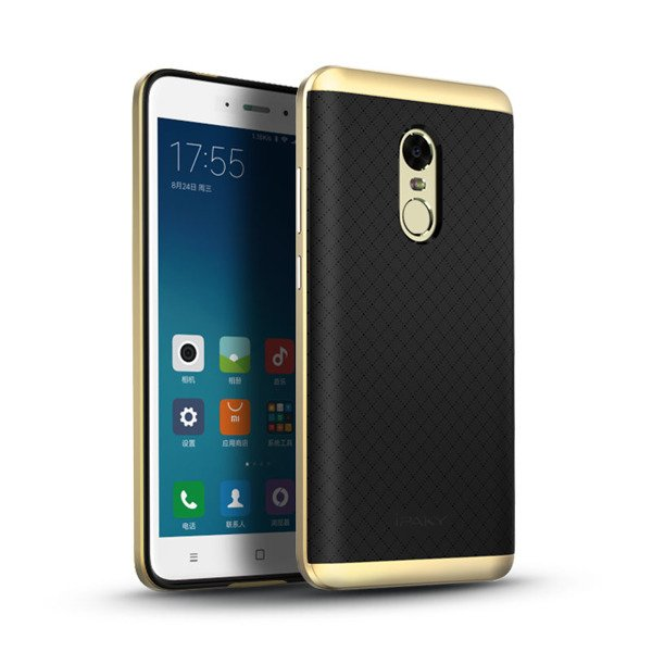 IPAKY BUMBLEBEE NEO HYBRID Xiaomi redmi NOTE 4 GOLD Click to zoom ...