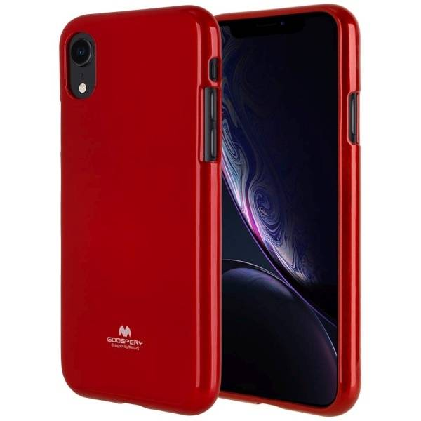 JELLY CASE RED MERCURY SAMSUNG GALAXY A6 PLUS 2018 | New delivery
