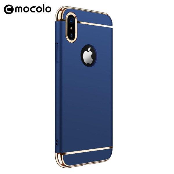 finest selection 07307 c5177 MOCOLO SUPREME LUXURY CASE XIAOMI REDMI NOTE 5 PRO BLUE | Premium ...