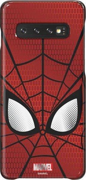 Samsung Smart Cover Gf G975hifghwd Galaxy S10 Plus Spider Man Original Samsung Samsung S10 Plus Back Case Monstelo