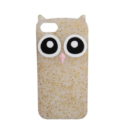 CASE 3D OWL GOLD SAMSUNG GALAXY A5 2017