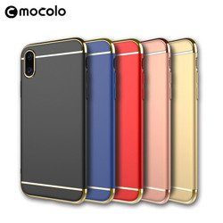 MOCOLO SUPREME LUXURY CASE IPHONE X / XS SREBRNE